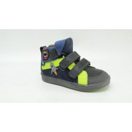 54832ae6a2c Bunnies jr. 218711-688 Anthracite-Yellow