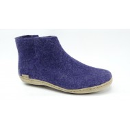 Glerups Low Boot Purple