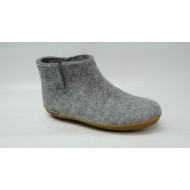 Glerups Rubber Low Boot Grey
